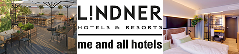 Lindner Hotels & Resorts - me and all hotels