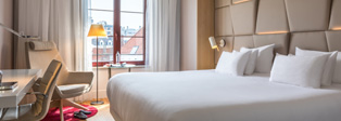 DERhotel Hotels - NH Collection Brussels Grand Sablon - Zimmeransicht