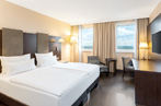 DERhotel - Hotels - NH Danube City - Zimmer